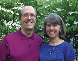 Dave and Brenda Lappin, Reiki Masters and Teachers